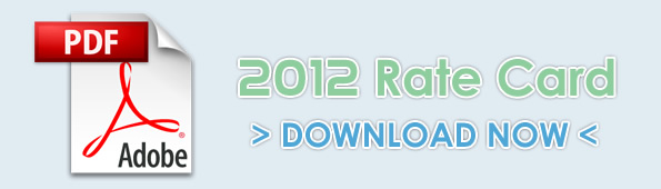 Download Gizzomo 2012 Rate Card Version 1.5